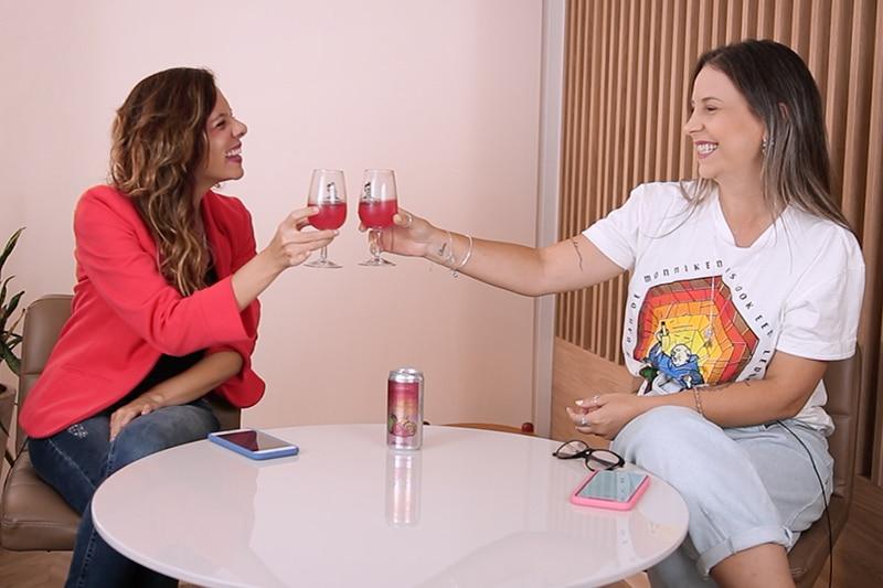 Imagem: Divas Beer e Catharina Sour, apelidada de a nova caipirinha