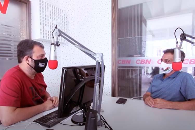 Imagem: Prefeito de Oliveira Fortes fala da associação da cidade ao AMPAR/CIMPAR