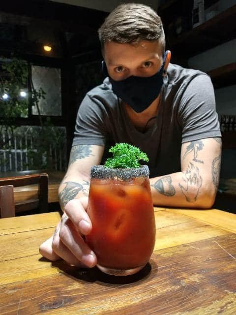 Yan Bloody Mary