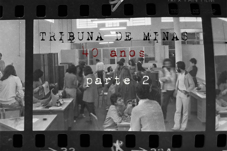 Imagem: Tribuna 40 anos: os principais fatos dos anos 90