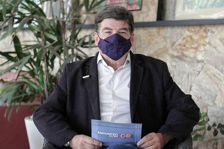 Imagem: Encontro com CR -  Dr Glauco Araújo, diretor administrativo financeiro da Unimed JF