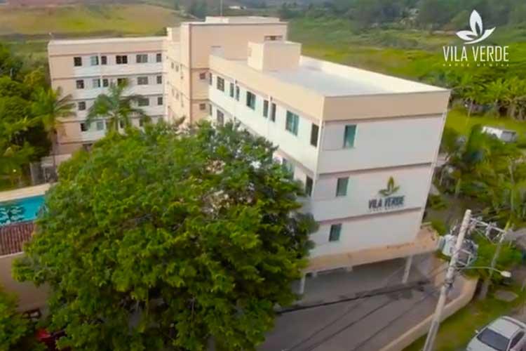 Imagem: Vila Verde l Hospital em Saúde Mental acreditado pela ONA em MG