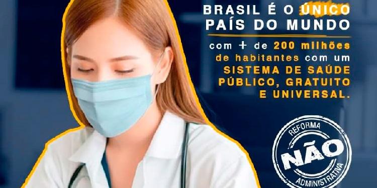 Imagem: PEC 32: Riscos e prejuízos da privatização dos serviços públicos