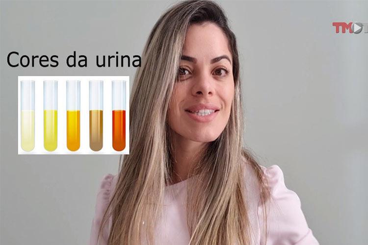 Imagem: A cor da urina pode demonstrar como está sua saúde