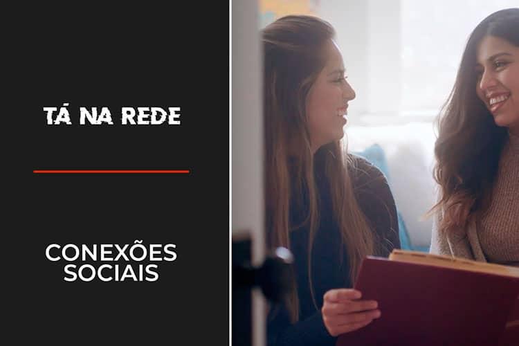 Imagem: Conexões Sociais