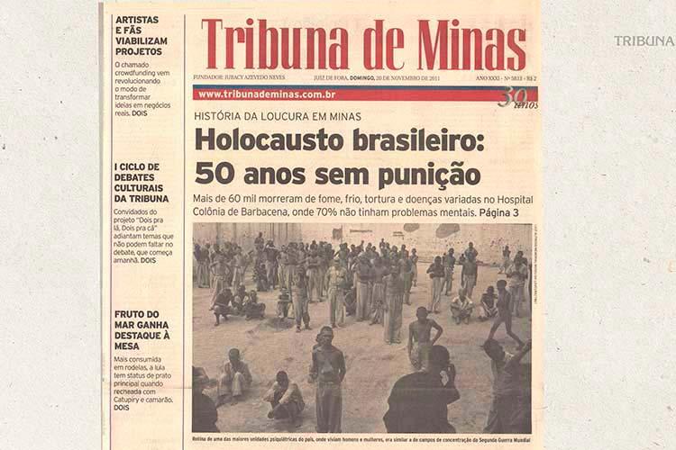 Imagem: Tribuna 40 anos: os principais fatos dos anos 2010
