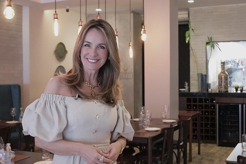 Imagem: Patrícia Alvim Convida   Culinária com toque brasileiro