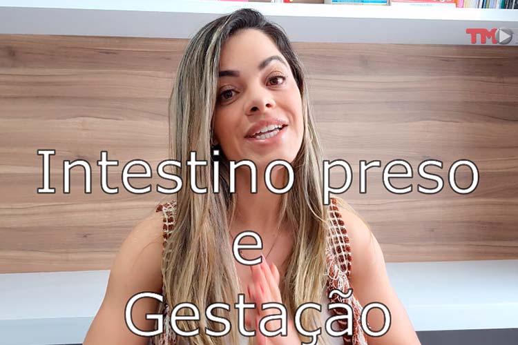 Imagem: Saúde Pélvica: intestino preso na gestação